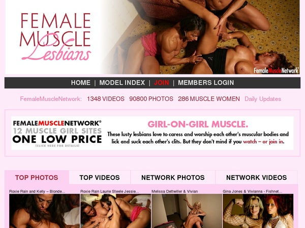 Account For Female Muscle Lesbians Free