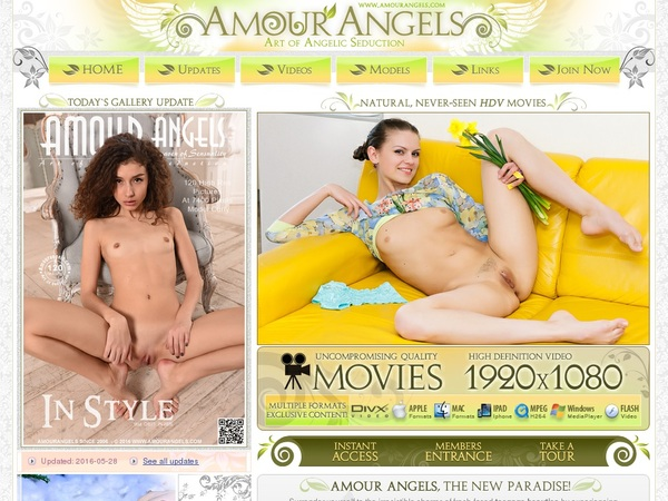 Amour Angels Paypal