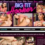 Big Tit Hooker Cuentas Gratis