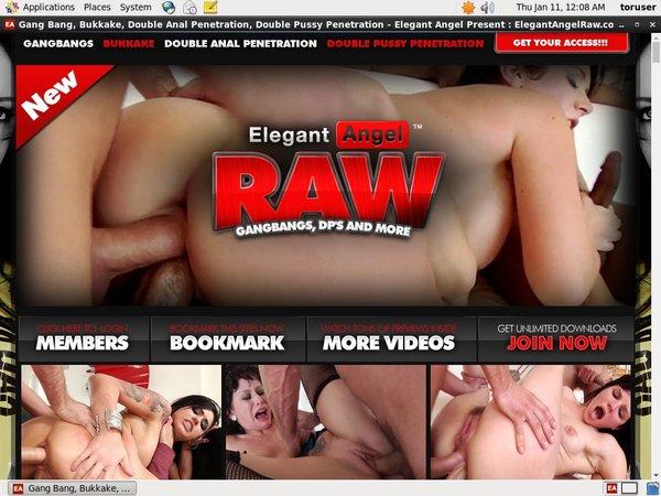 Elegant RAW Account Premium Free