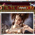 Erotic Fandom Paysite