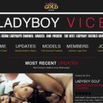 Ladyboy Vice 注册帐号