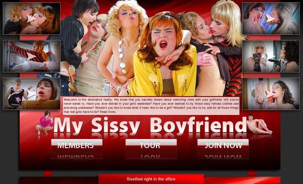 Mysissyboyfriend.com Accounts Working