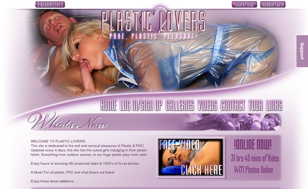 Plastic Lovers UK Accont
