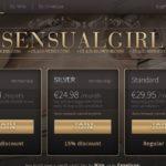 Sensual Girl Rocketpay