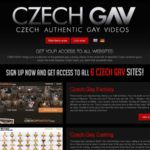 Sign Up For Czech GAV