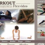 Workout Flex Video Join By Text Message