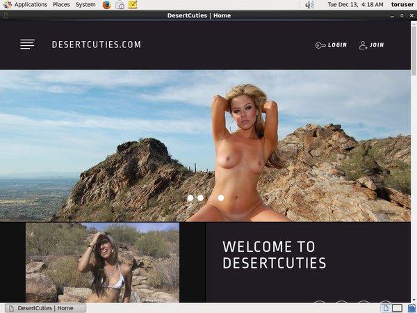 Desertcuties With SEPA