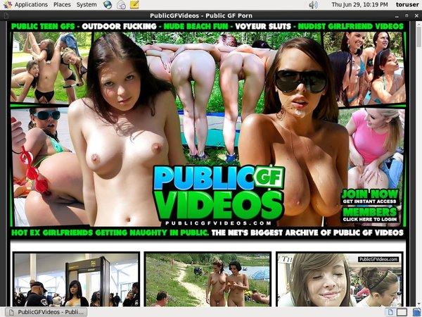 Public GF Videos Accounts Free