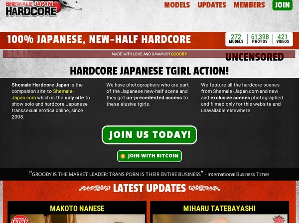 Videos Shemale Japan Hardcore