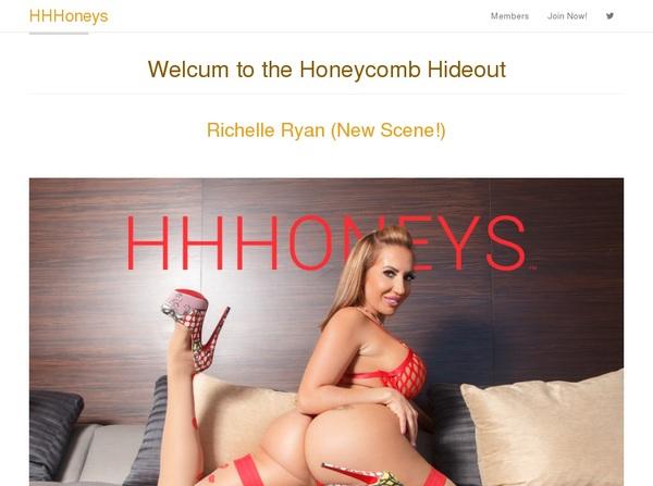 HHHoneys Free Users