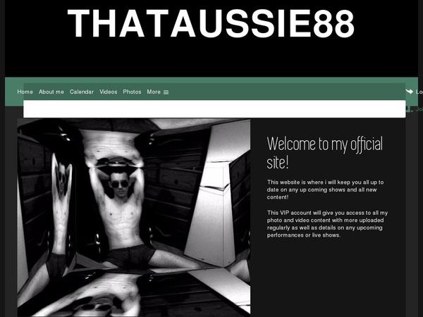 Thataussie88 Pass Free