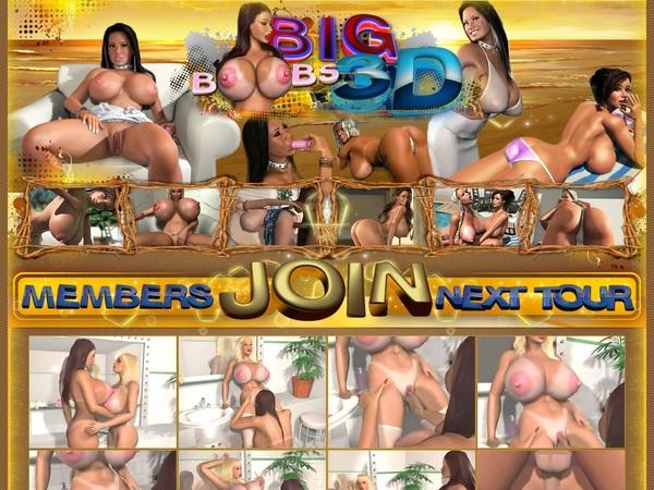 Big Boobs 3D Tube