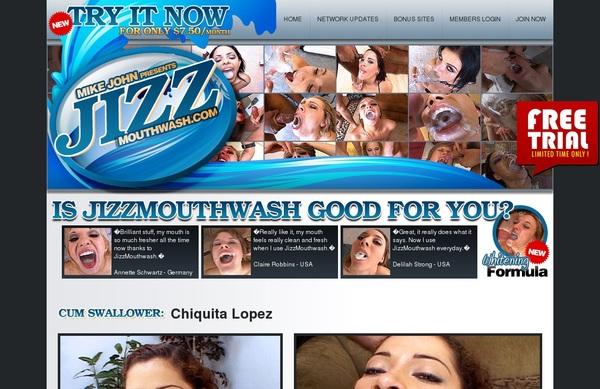 Jizz Mouth Wash Descargar