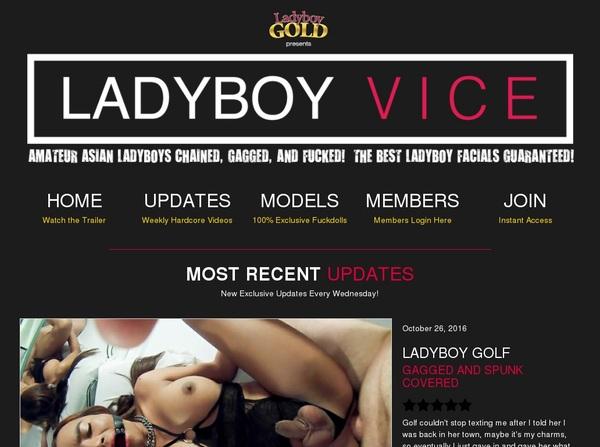 Ladyboyvice Clips4sale