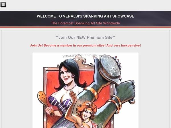 Veralsis Spanking Art GXBill
