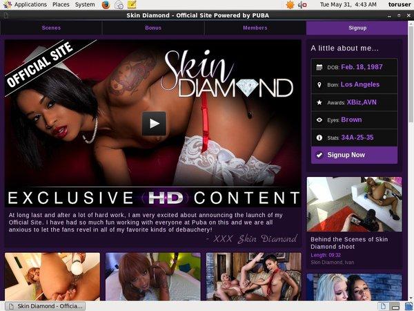 Free Skin Diamond Access