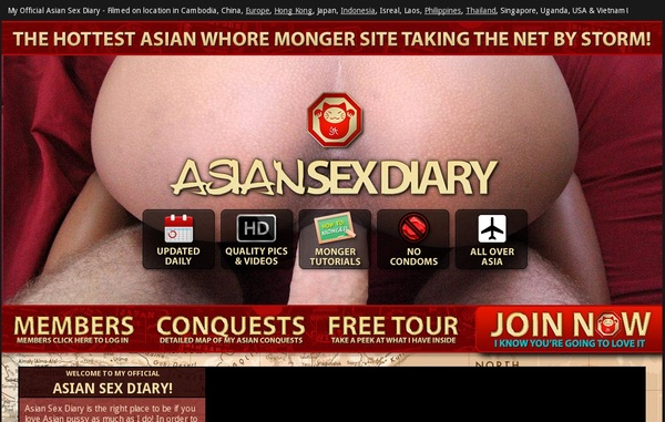 Asiansexdiary With Master Card