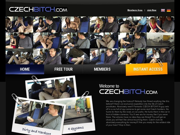Czechbitch.com Accounts Free