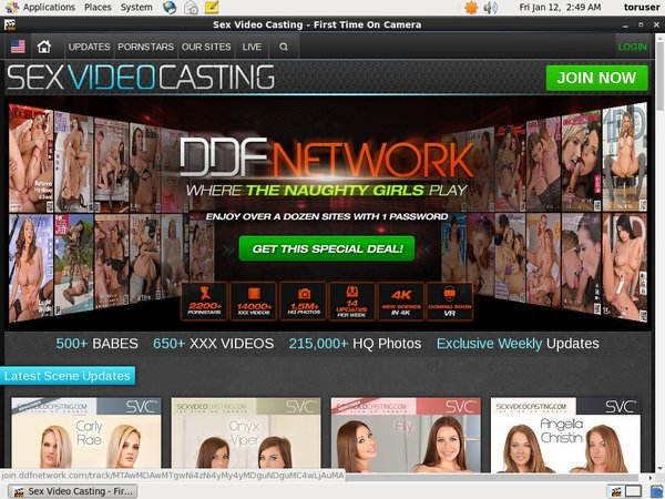 Access Sexvideocasting Free
