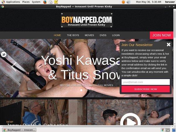 Boynapped.com Watch